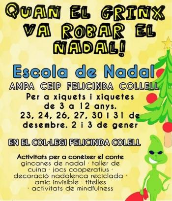 ESCOLA DE NADAL 30-3 VESPRADA